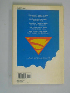 Son of Superman HC 6.0 FN Elseworlds (1999)