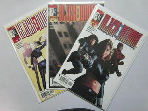 Black Widow (Marvel 2nd Series) #1-3 Set - 8.0 VF - 2001