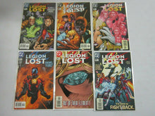 Load image into Gallery viewer, Legion Lost set #1-12 6.0 FN (2000)