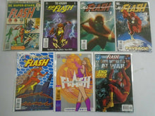 Load image into Gallery viewer, The Flash lot Annuals and Specials 21 different issues 8.0 VF