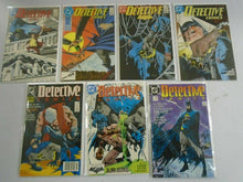 Load image into Gallery viewer, Detective Comics lot 21 different from #568-600 8.0 VF (1986-89 1st Series)