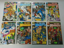 Load image into Gallery viewer, New Warriors lot 49 different from #1-51 NM (1990-94 1st Series)