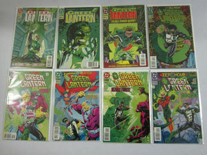 Green Lantern lot 48 different from #0-67 + million 8.0 VF (1990-95 2nd Series)