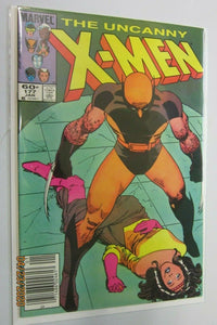 Uncanny X-Men #177 Newsstand 1st Series 6.0 FN (1984)