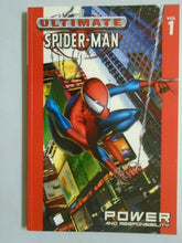 Load image into Gallery viewer, Ultimate Spider-Man Power and Responsibility SC TPB (3rd Print) 6.0 FN (2002)