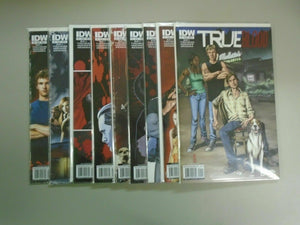 True Blood (2010 IDW) 9 Different From:#1-6, NM (2010)