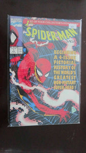 Spider-Man Saga #1-4 8.0 VF (1991)