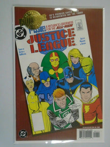 Millennium Edition Justice League #1 8.0 VF (2000)