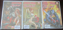 Load image into Gallery viewer, Spider-man Red Sonja comics set:#1-5 8.0 VF (2007)