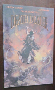 Death Dealer #2 - 8.5/VF+ Frank Frazetta (1996)