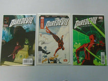 Load image into Gallery viewer, High # Daredevil comic lot #352-507 19 different issues average 8.0 VF (1996-201