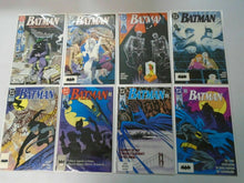 Load image into Gallery viewer, Batman comic lot 23 different from #450-499 avg 8.0 VF (1990-93)