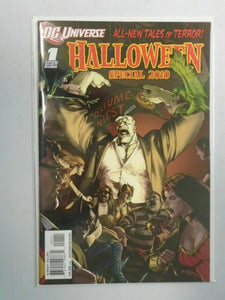 DC Universe Halloween Special #1 8.5 VF+ (2010)