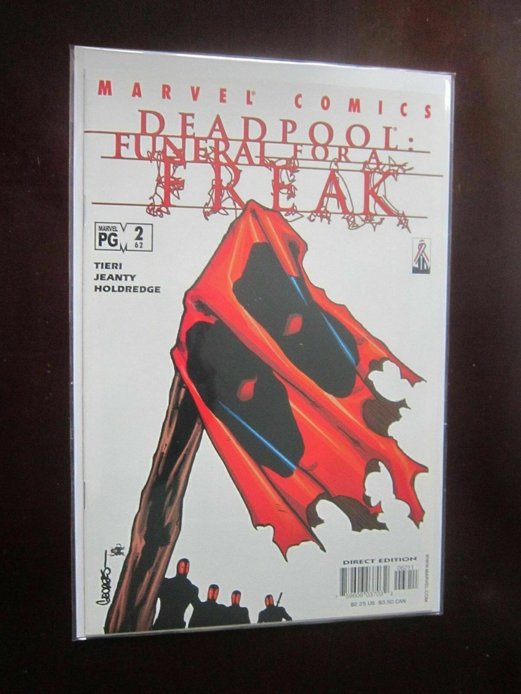 Deadpool Funeral For a Freak (1st Series)#62 - NM+ (2002)