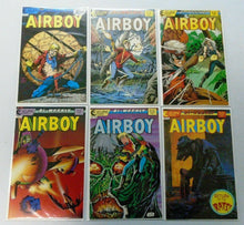Load image into Gallery viewer, Airboy Run:#1-12 8.0/VF (1986+1987)