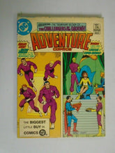 Load image into Gallery viewer, Adventure Comics #493 7.5 VF- (1982 1st Series)