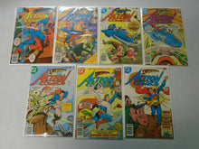 Load image into Gallery viewer, Action Comics lot 14 different from #472-486 avg 7.0 FN VF (1977-78)