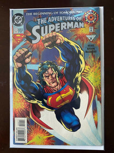 Adventures of Superman #0 (1987) NM 9.0