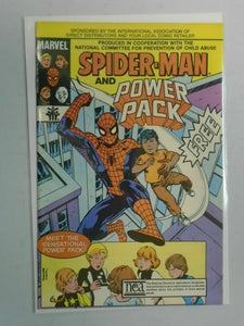 Spider-Man and Power Pack #1 (1st Print) 6.0 FN (1984)