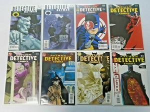 Detective Comics lot #750 to #799 - 26 different books - 8.0 - 2000