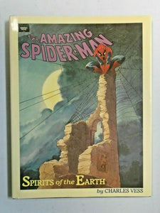 Amazing Spider-Man Spirits of the Earth #1 Hardcover 6.0 FN (1990)