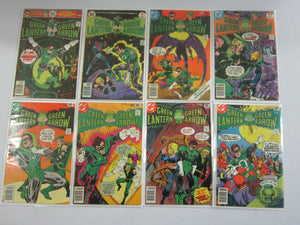 Green Lantern Comic Lot #90 - 107 (8 DIFF) - 4.0 VG (1976 - 1978)