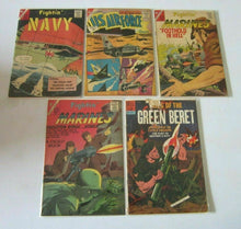 Load image into Gallery viewer, Indy War comic lot 13 different books 4.0 VG (mostly Silver Age)