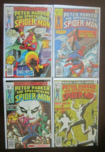Load image into Gallery viewer, Parker Spider-Man comic lot: #2-45 all 39 different books avg 5.0 (1977-80)