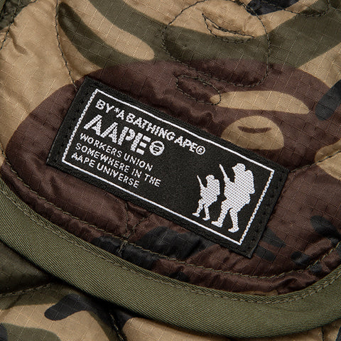 AAPE X ALPHA JACKET