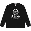 AAPE LONG SLEEVE TEE