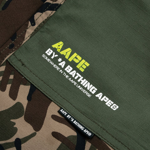 AAPE    OUTDOOR SHORTS