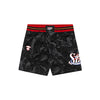 AAPE   SIXERS MESH SHORTS