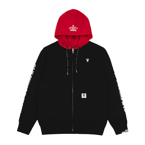 AAPE  ZIP UP