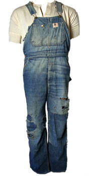 Historical Photos 1930s Round House Made In Usa Jeans And