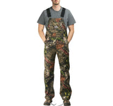 #178 Mossy Oak Break-Up Camo American Made Overalls