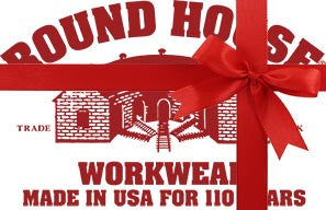 Gift Card for American Made Jeans, Workwear, Overalls, Aprons and Everything Else!