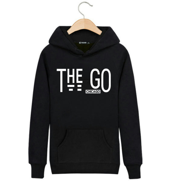 The Go Hoodie