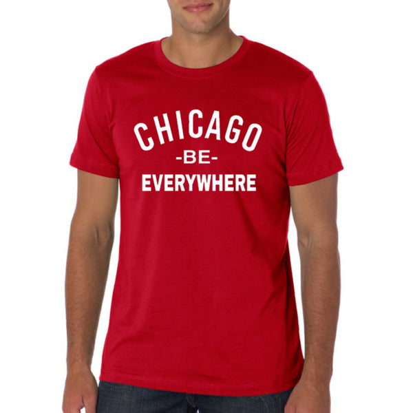 CHICAGO BE EVERYWHERE