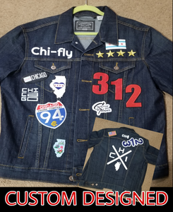 312 Denim jacket
