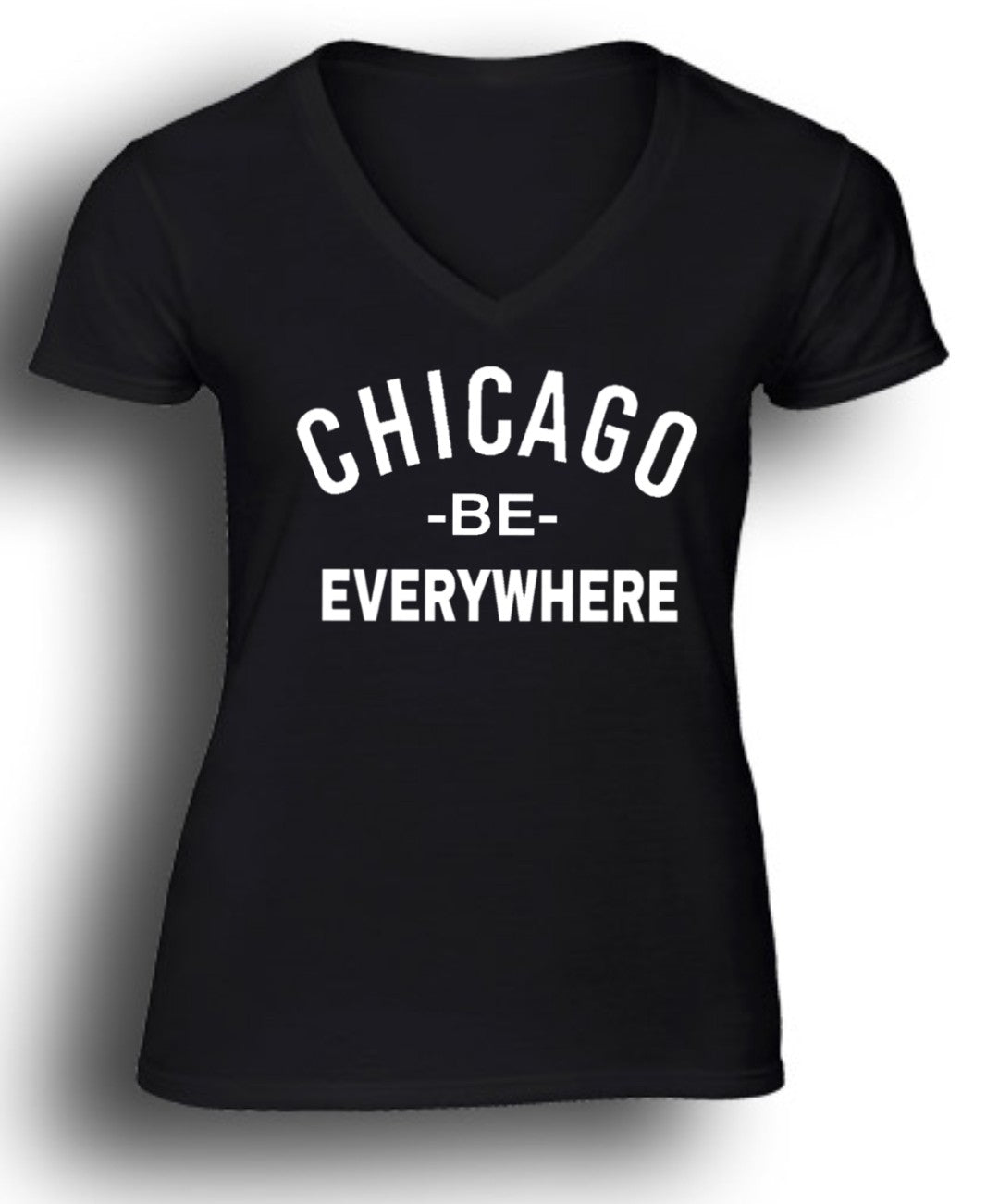 Chicago Be Everywhere(Ladies)