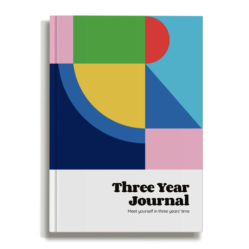 Nolki Three Year Journal