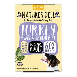 Nature's Deli Adult Turkey