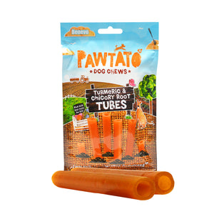 Pawtato Dog Tubes