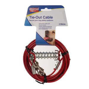 Tie-Out Cable