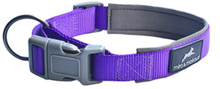 Load image into Gallery viewer, Miro Neoprene Padded Nylon Clasp Collar