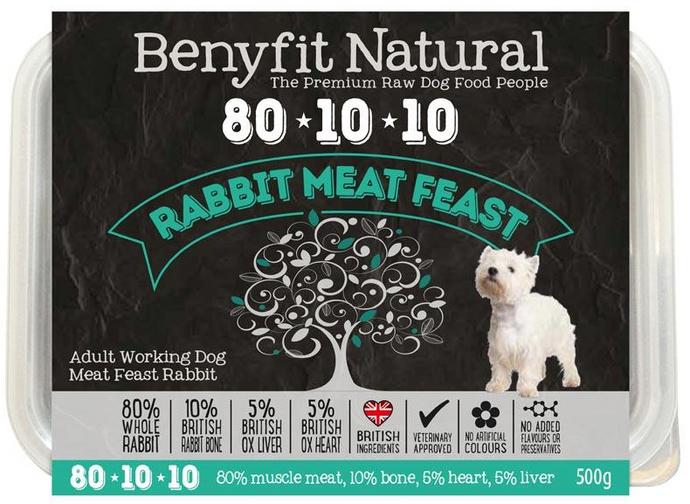 Benyfit 80-10-10 Rabbit