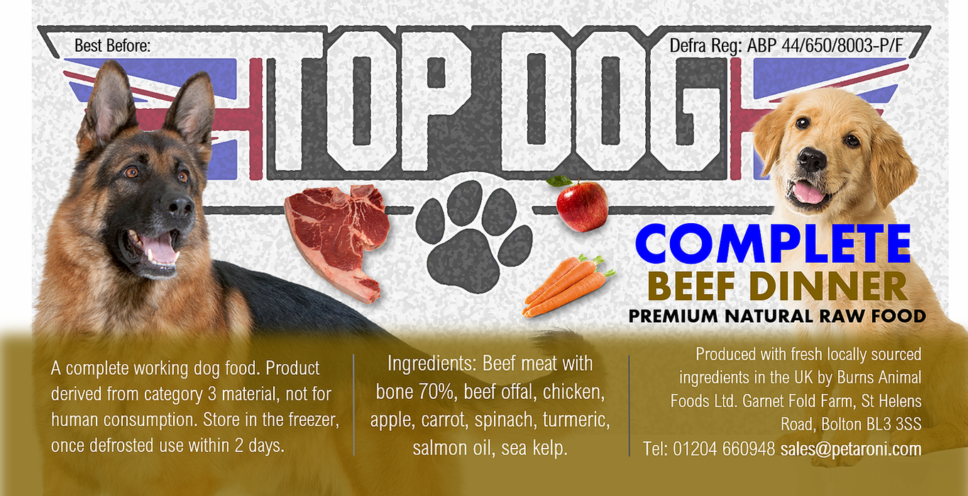 Topdog Beef