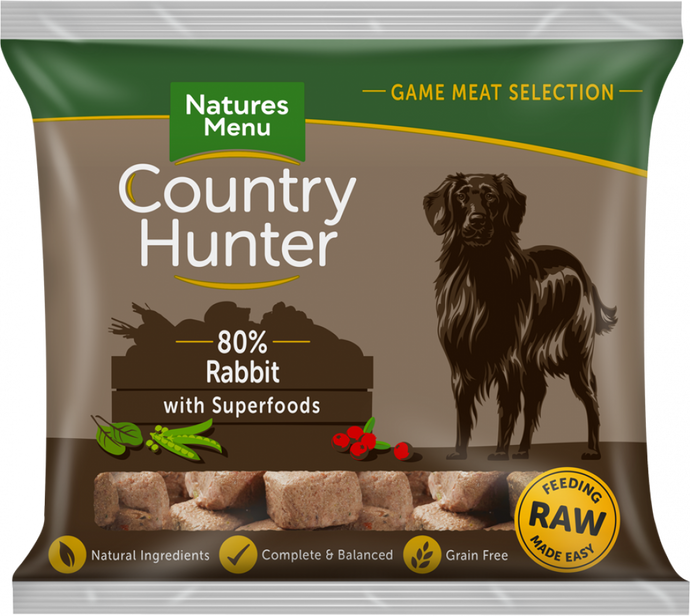 Country Hunter Rabbit Nuggets