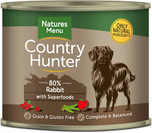 Country Hunter Wet Tin Rabbit
