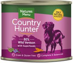 Country Hunter Wet Tin Wild Venison